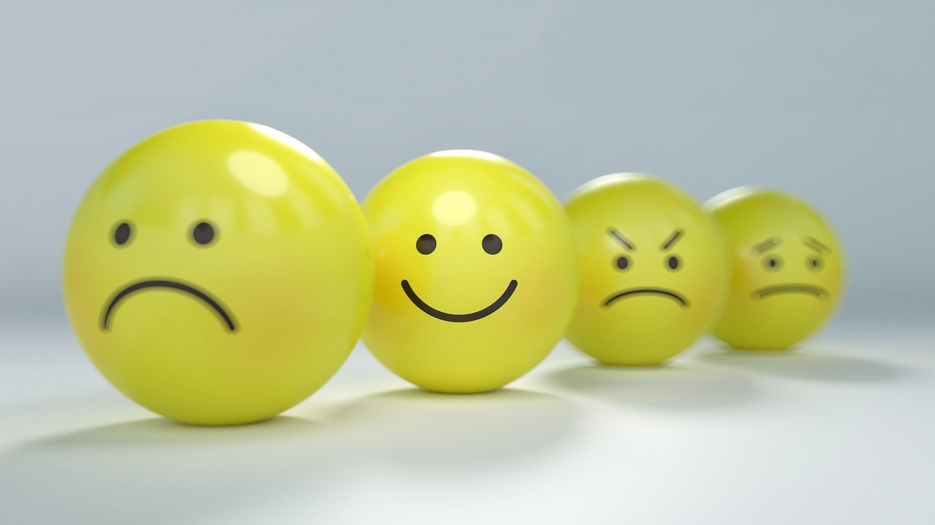 Fehler, Emotionen an der Börse